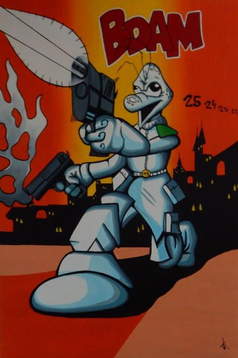 alien defence 2