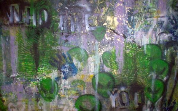 abstract alien